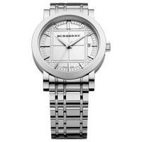 New Men's watch BU 1350 Heritage Silver Dial Bracelet Watch BU1350 Free shipping
