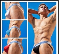 Sexy underwear, men's double Jitu Ding pants, jeans for summer bottoming