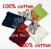 Special 2014 Fashion 100% Cotton summer cartoon t-shirt boys girls clothing baby child short-sleeve T-shirt children's t-shirts