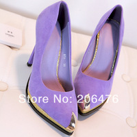 New 2014 platforms & wedges Fashion Women pumps shoes woman high heels wedding shoes women's shoes