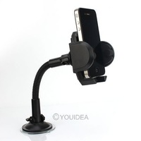 Universal Car Windshield Mount Holder Bracket with Photo Frame For MP4/MP3/PDA/Mobile car accessory 80409