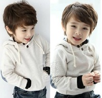 Winter Autumn Boy  New children outerwear  Hooded sweater jacket  hoodies & sweatsh baby sweatshirts kids apparel YXF2014030105