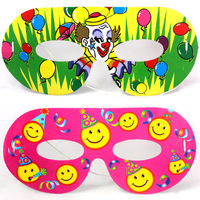 Birthday party supplies birthday mask paper mask 6