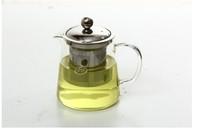 Free Shipping, Hot Selling, Drinkware  500ml Teapot,Glass Tea Pot High Quality  Tea Set