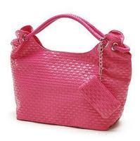 special offer 2014 newest totes fashion knitting messenger bags women leather handbags handbag high quality big shoulder bags