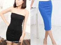 New Fashion Women Sexy Clubwear Dress Strapless Off shoulder Club Mini Dress With lace candy color Women Clothing Sexy