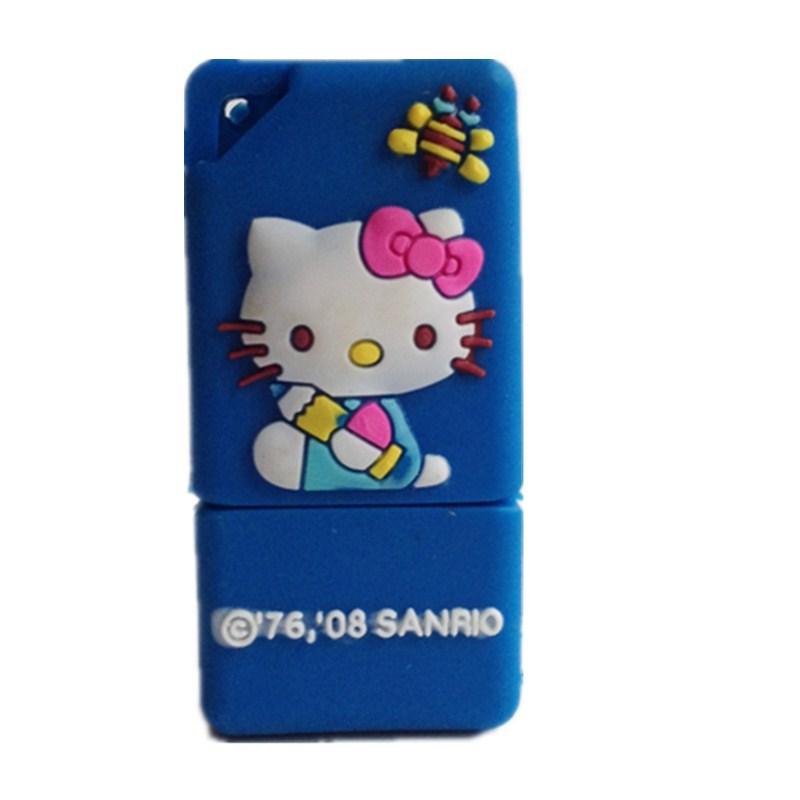 U disk mini pen drive hello kitty animal gift pen drive 8gb 16gb 32gb 64gb 128gb 256gb cartoon usb flash drive pendrive(China (Mainland))