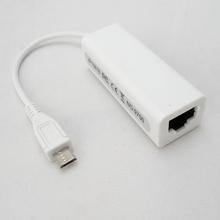 Micro USB to RJ45 Lan Adapter,smartphone Lan Adapter,Lan Adapter for Android phone,Micro USB tablet pc Lan Adapter
