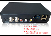 FREE SHIPPING ORIGINAL Nagra3 TWIN TUNNER DVB-S2 1080p HD decoder AZBOX S&S WITH IKS&SKS HD STB FOR SOUTH AMERICAN