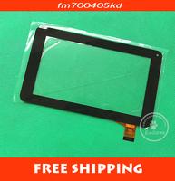 Original fm700405ka fm700405kd capacitor touch screen glass screen handwritten screen