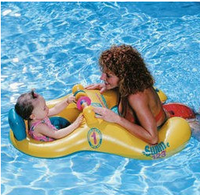 2013 thickening abc mother ring child seat ring child boat swim ring circle picture parent-child ring