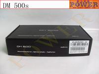 Free shipping via DHL,The satellite receiver DM500s or Digital decoder DM 500s