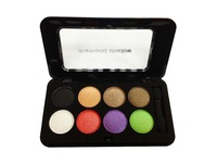 natural makeup eye shadow,8 color eye shadow kit,cosmetics baking powder eye shadow free shipping #8911