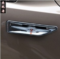 Free shipping 2011-2012 KIA RIO K2 side lights cover Signal Lamp/Light Side Emblem/decoration/trim