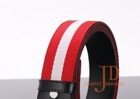Drop Shipping !Men&Women's fashion  belt. ,G fashion Silver Color Buckle Belt