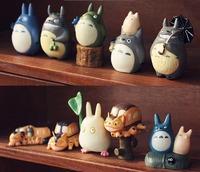 Totoro totoro set decoration dolls keychain 10