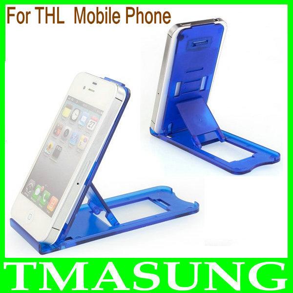 2014 New Mini Universal phone Desk Stand Holder Mount For THL W1 W2 W3 v11 W5 W100 W200 W8 W11 W8S phone(China (Mainland))