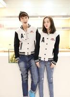 C women's lovers baseball uniform baseball shirt class service sweatshirt