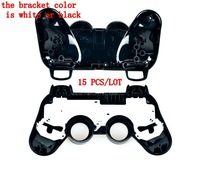 Free Shipping 15pcs/lot For PS3 Wireless Controller Shell Case Contain Conductive Adhesive