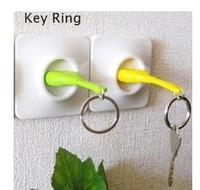 Wholesale free shipping: 2014 new fashion Plug key chain unplug key ring key chain, 20sets/lot
