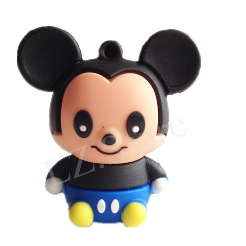 pendrive cartoon Mickey Mouse animal pendriver 8gb 16gb 32gb 64gb 128gb tom cat pen drive usb flash drive gift external storage(China (Mainland))