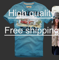 New Fashion Sport Cotton T Shirt For Men Free Shipping TS63