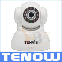 2014 Tenvis JPT3815W Network IP Camera Indoor Wireless CMOS Sensor Night Vision White