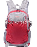 2014 New arrival high quality outdoor travel backpack male female waterproof hiking backpack mountain bags school bags