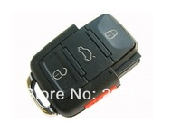 3+1button remote for Audi 4D0 837 231 M 315MHZ For Europe South America models free shipping