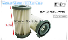High Efficiency ! Cleaner Filter Vacuum Cleaner Parts HEPA Filter For ZS203 ZT17635 Z1300-213,Cleaner Accessories(China (Mainland))