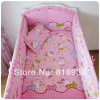 Promotion !Free Shipping Lovely Printing Bedding Set For baby with pillow set Bed Sets Sheet Bedding