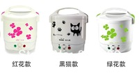 1PCS Electric rice cooker mini electric cooker 1L Korean small electric cooker box office of Korean Students