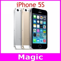 "Refurbished factory Unlocked Original iphone 5S 64GB Wi-Fi GPS 8.0MP Camera 4.0""TouchScreen LTE iOS Dual-core Free shipping"