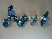 4pcs Military car minifigure fit all brand Building Block doll,Loose Brick accessory WOMA Sluban Decool mini figures