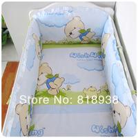 HOT HOT SALE!!!Kids Baby Crib Bedding Set with Bumper,Make Each Customer Feel Satisfied,Good Cotton Baby Crib Bedding
