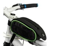 ROSWHEEL Bike Frame Pannier Front Tube Bag Head Tube Bag 3 Color