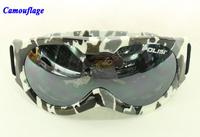 Free shipping2014 kids ski goggles Children outdoor snowboard glasses Double lens anti- fog