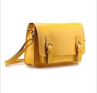 New! 2014 women messenger handbag,genuine leather bag,women leather handbag shoulder totes