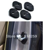 4PCS Door Striker Cover for Chevy Cruze Malibu Aveo Volt Camaro / Buick Regal Enclave Lacrosse Encore Excelle
