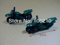 2pcs Motorcycle Minifigure fit all brand Building Block doll,Loose Brick accessory WOMA Sluban Decool mini figures