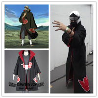 Naruto Cosplay Kakuzu Cosplay Costumes Suit - Any Size (Free Shipping).