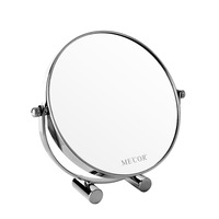 Mica makeup mirror fashion quality desktop princess dressing mirror 38800685 gift