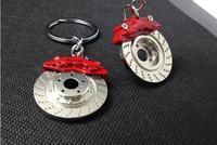 Retail Car Parts Brembo Disc Brake Key Chain