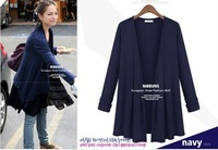 2014 New style women's Fashion spring cotton slim jackets coats Free Shipping 1W7