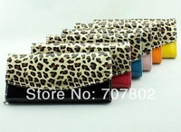 2014 Hot sale Fashion PU leather Wallets  Purse nice Gift Free Shipping  JW030508  10pc/lot