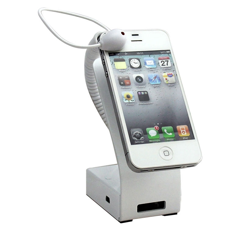 vG-STA83s36W Security Display Holder for Cellphone with alarm and charge function