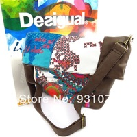Free shipping 2014 New Classic Fashion Free shipping New HOT!! New shoulder bag DESIGUAL womens handbag Messenger