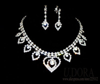 2014 Love Jewelry Sets For Bride Wedding Accessories