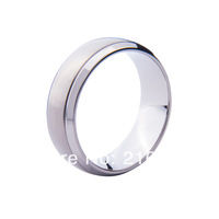 Hot Selling Titanium Wedding Band Mens Ring Comfort Fit Size 8, 8.5, 9, 9.5, 10, 10.5,11 Free Shipping