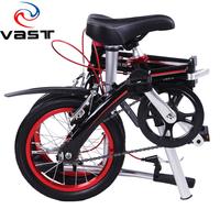 Betteb 14 aluminum alloy folding bicycle mini ultra-light portable adult child folding bicycle